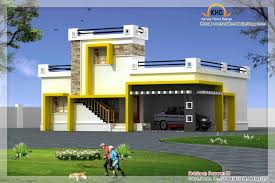 Single Story House Styles Single Story House Plans Indian Style House List Disign