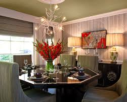 Centerpiece For Dining Room Table Ideas With Good Decorate Dining - Decor for dining room table