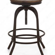 34 Inch Bar Stool Furniture Chocolate Wooden With Leather Black 24 Inch Bar Stools