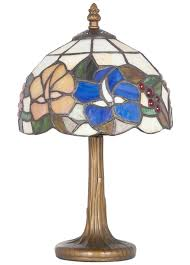 Small Bedroom Dresser Lamps Lighting Beautiful Floral Small Table Lamps With Copper Stand
