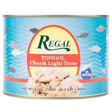 Regal Kitchen Pro Collection Regal Foods Tongol Chunk Tuna 66 5 Oz Can