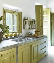 Home Decor And Interior Design by Elle Decor Predicts The Color Trends For 2017 Yellow Kitchen