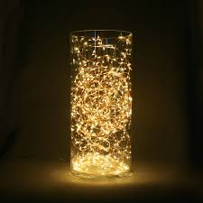 lights com 300 led starry plug in copper wire string lights