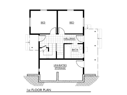 Small 2 Bedroom Cabin Plans 1000 Square Foot 2 Bedroom House Plans Home Deco Plans