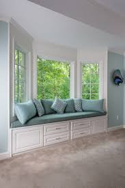 9 best bay windows images on pinterest this window seat makes for a relaxing spot to curl up with a book