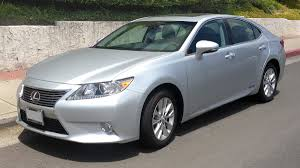 lexus sedan packages lexus es wikipedia