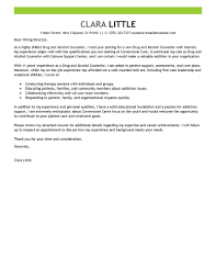 cover letter for counselor happytom co