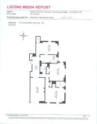 Central Park Floor Plan by 115 Central Park West 15k The Majestic Austin Schuster Team