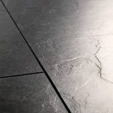 Uniclic Laminate Flooring Quick Step Exquisa Exq1551 Slate Black Galaxy Laminate Flooring