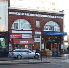 Edgware Road tube station