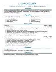Professional Summary In Resume  resume professional summary     happytom co