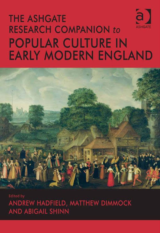 Image result for the ashgate research companion to popular culture in early modern england