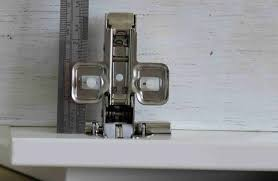 Kitchen Cabinet Face Frame Dimensions 100 Euro Hinge Template Cabinet Door Hardware Installation