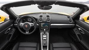 Porsche Boxster Trunk - 2012 porsche boxster s drive review autoweek