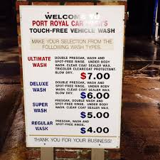 Self Service Car Wash And Vacuum Near Me Port Royal Car Wash 12 Photos Car Wash 3 Plz Dr Hilton Head
