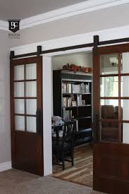 Barn Door Handle by Glass Sliding Barn Door Gallery Glass Door Interior Doors