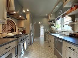galley kitchen design home decoration ideas