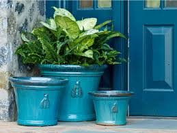 pick pots for container gardening hgtv