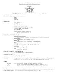 essay paper topics     Profile Resume Examples middot College Internship Resume ariananovin co