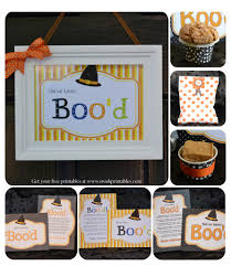 printable halloween banner free booing your neighbors printables swish printables