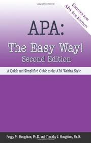 dissertation apa  th edition format FAMU Online