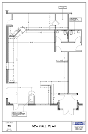 New Wall Design by Design U0026 Layout New Wall Plan