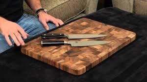 shun classic vs wusthof classic u2014 8 inch chef u0027s knife youtube