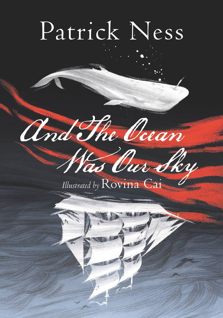 Image result for and the ocean was our sky