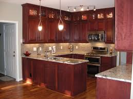 like this but bigger tiles in backsplash and overall a little