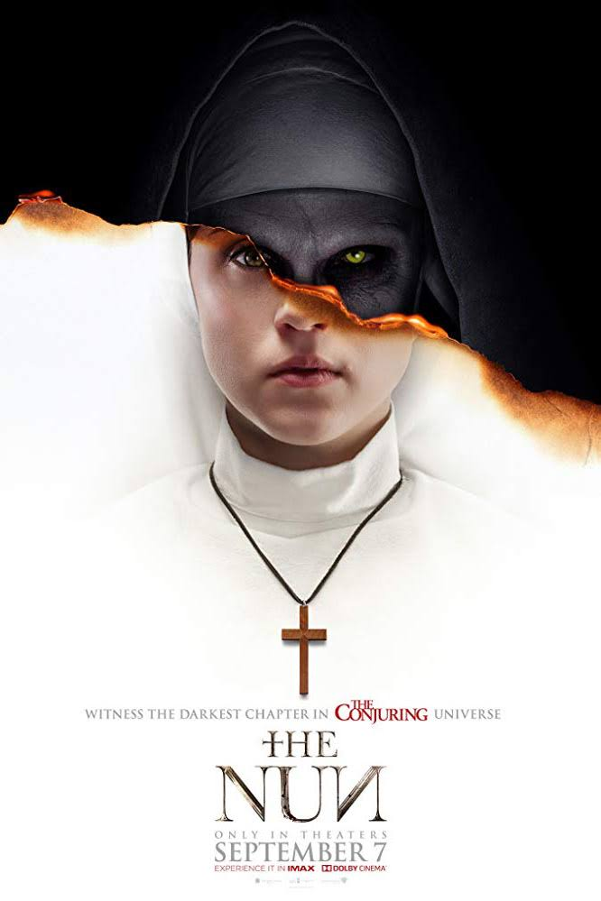 Image result for the nun trailer