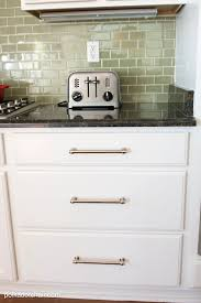 How To Paint Kitchen Cabinets Like A Pro Painted Kitchen Cabinet Ideas And Kitchen Makeover Reveal The