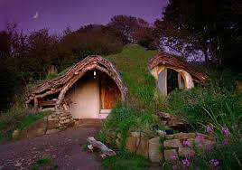 hobbit house in Wales