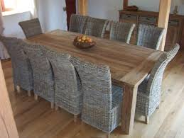 Rustic Modern Dining Room Tables by Large Dining Room Table Sets To Keep Your Big Family Comfortably