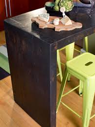 Ideas For A Small Kitchen Space by How To Add Dining Space To A Small Kitchen Hgtv