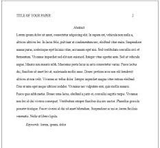 Formatting Apa Research Paper     Verywell