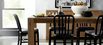 Dining Room Bar  Kitchen Furniture Crate And Barrel - Table in kitchen