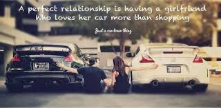 Things You Learn Dating a Car Enthusiast   Club Lexus Forums
