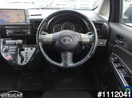 toyota wish used toyota wish from japan car exporter 1112041 giveucar