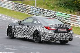 lexus rc uk facelifted lexus rc f to use more powerful atmospheric v8 autocar