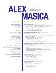 Resume With Volunteer Work Innovative Resume Resume For Your Job Application