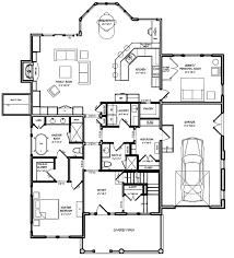 Home Plan Com Craftsman Style House Plan 4 Beds 3 50 Baths 3249 Sq Ft Plan 440 5