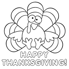 happy thanksgiving coloring pages download print free