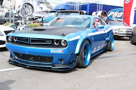 Custom Muscle Cars - coolest mopar metal from 2015 sema