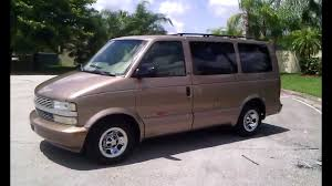 2002 chevrolet astro cargo information and photos zombiedrive