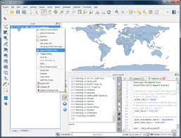 find neighbor polygons in a layer u2014 qgis tutorials and tips