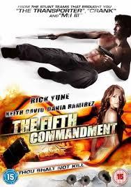 ดูหนัง The 5th Commandment คนมหากาฬเฆี่ยนพันธุ์เหี้ยม