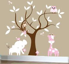 Bedroom Wall Decals Trees Decoration Ideas Extraordinary Kid Bedroom Decoration Using Light