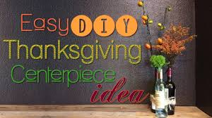 thanksgiving centerpieces thanksgiving centerpiece quick and easy diy youtube