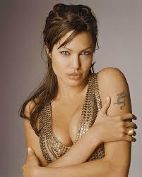 ** Angelina Jolie **