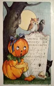 best 25 vintage halloween cards ideas on pinterest vintage